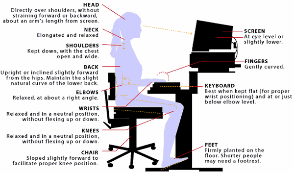 Perfect Your Posture How To Have Good Standing Amp Seated