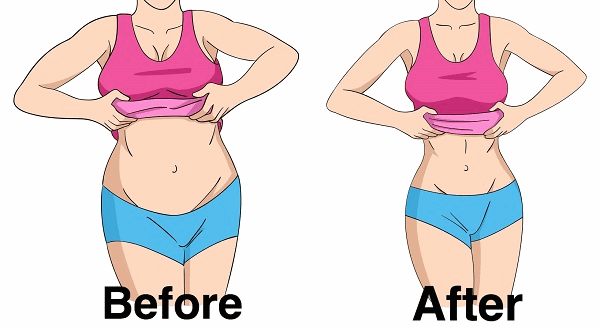 18 Ways To Get a Flatter Stomach Without Exercise